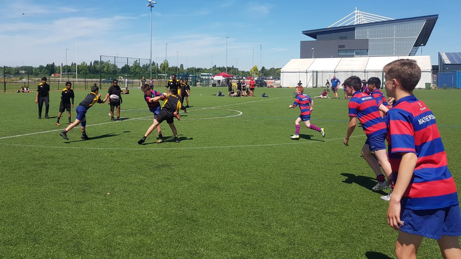 RISING STAR SESSIONS TO RUN IN AUGUST - Salford Red Devils